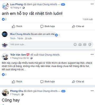 1 Group Buy Seo Tools Việt Nam   FB com/Muachungahrefs